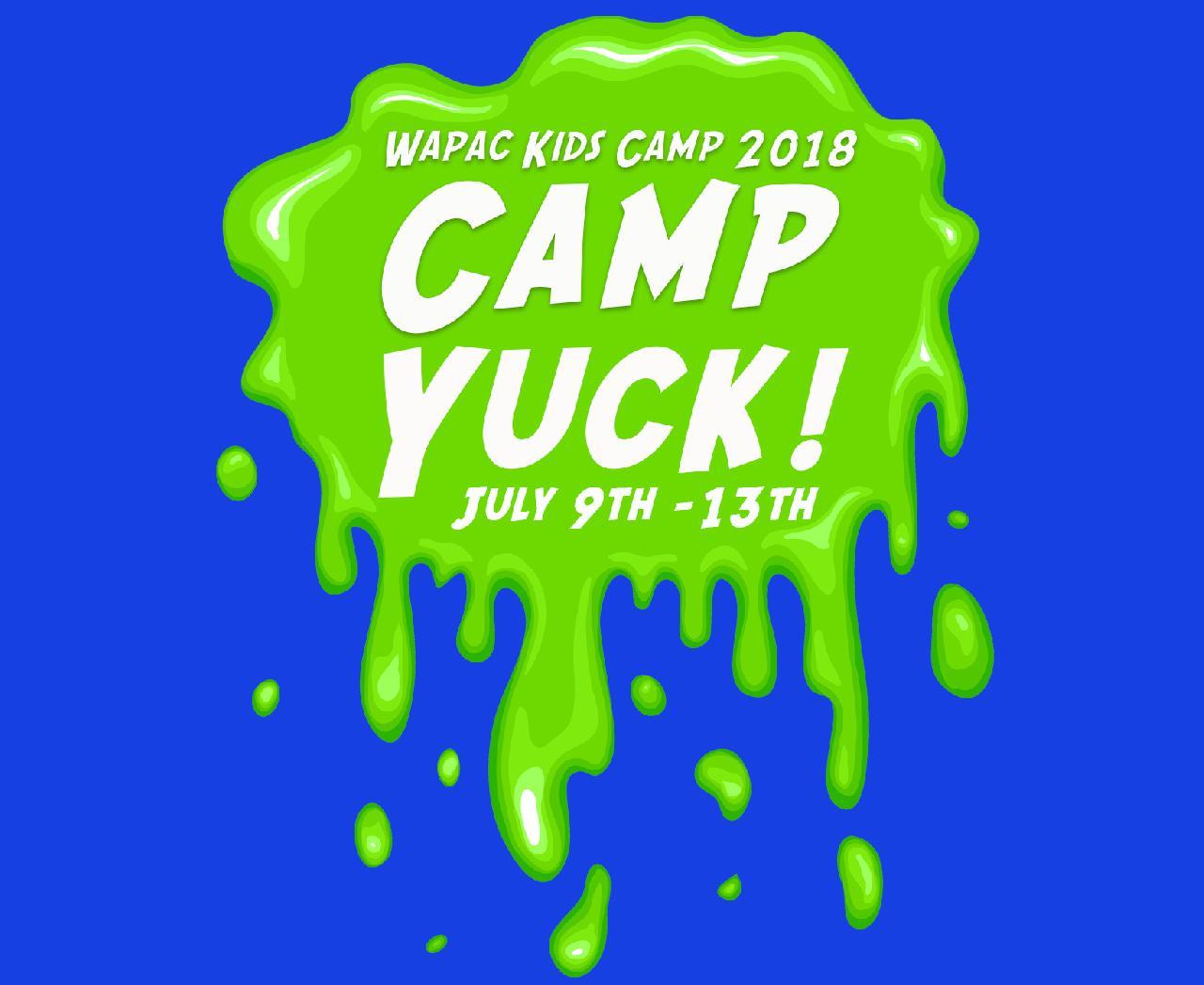WAPAC Kids Camp