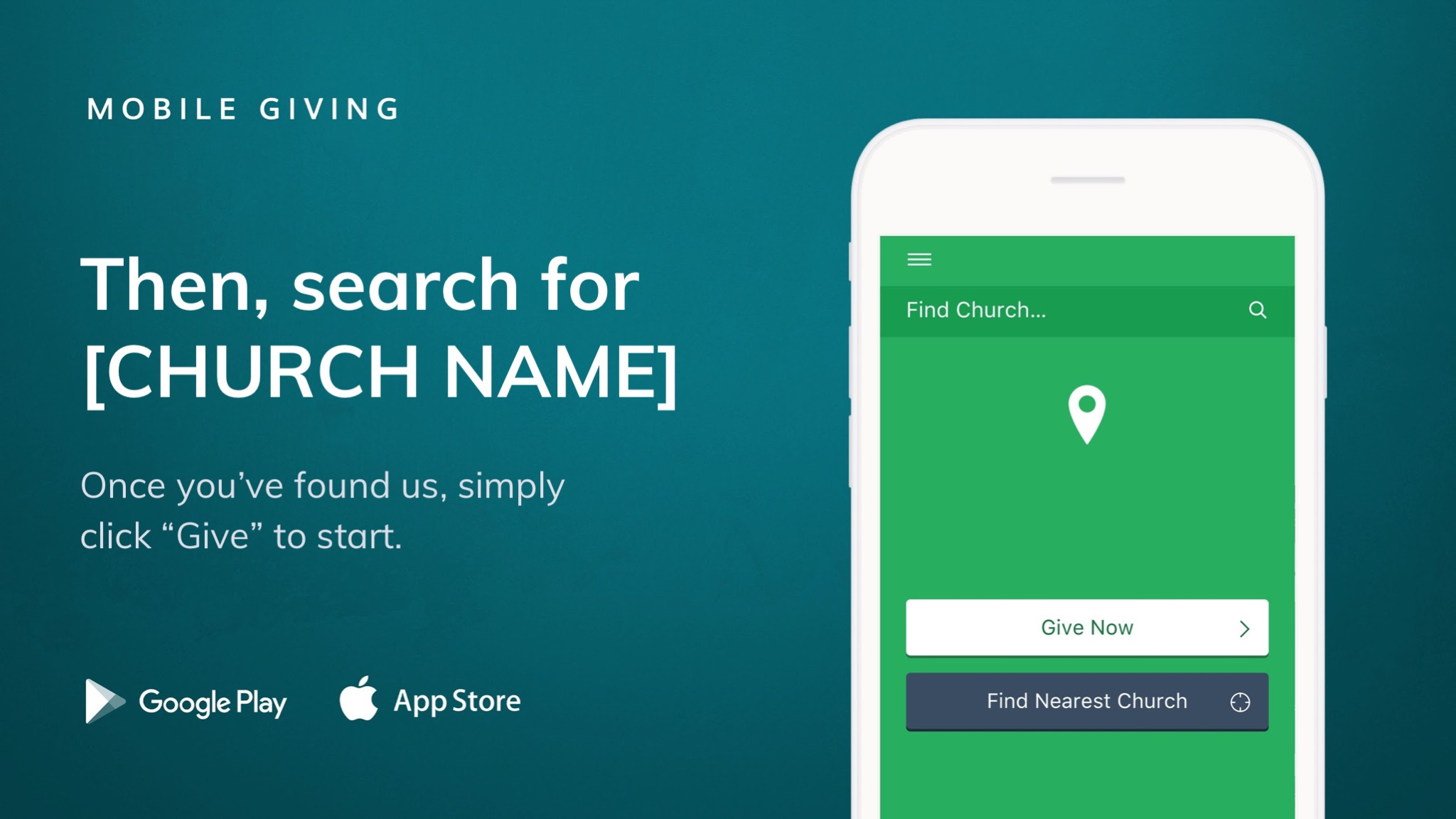 give - Good Shepherd Baptist Church