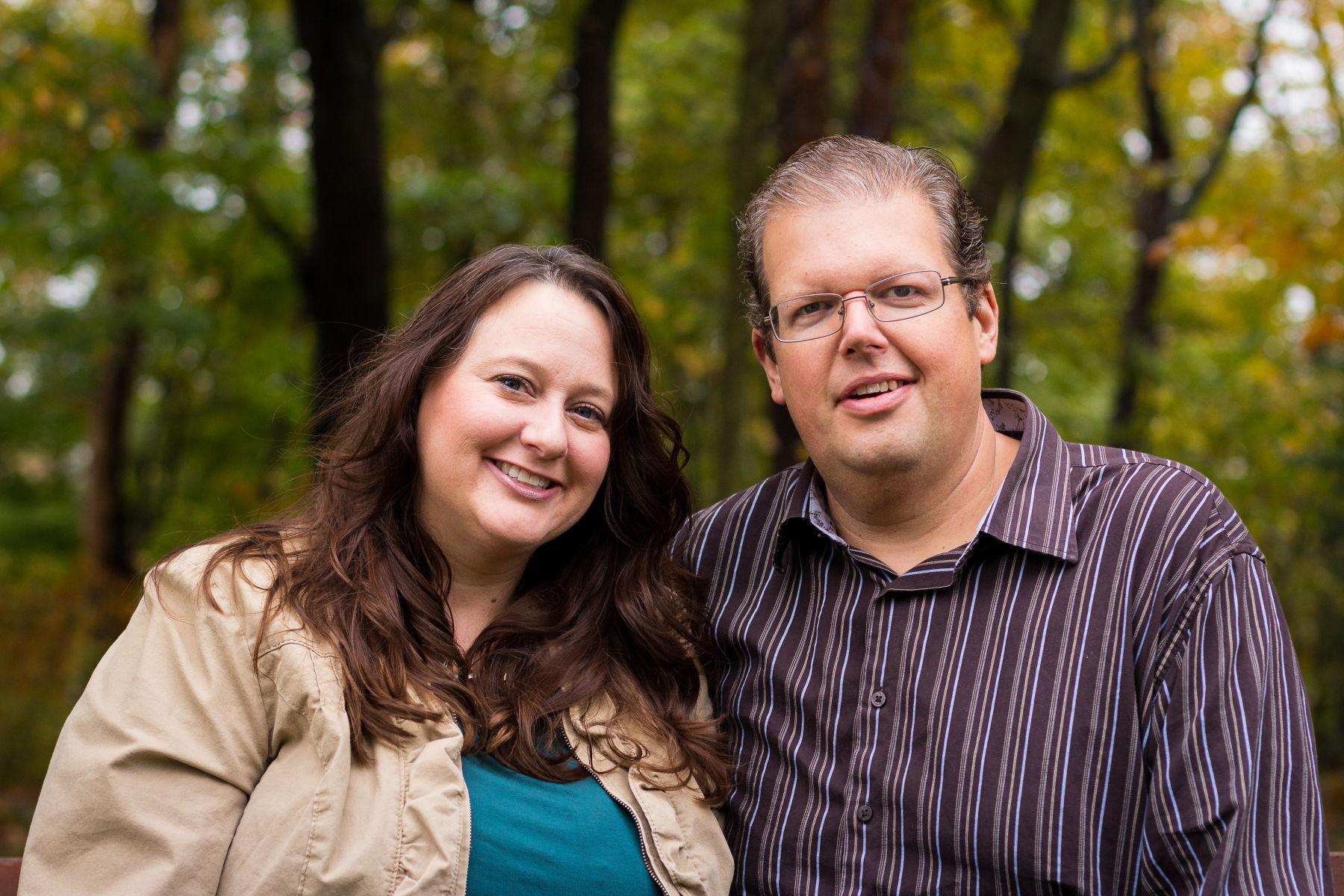 Dan & Melissa Jarvis