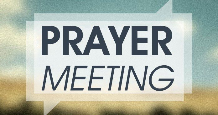 Prayer Meeting - Bible Community Church